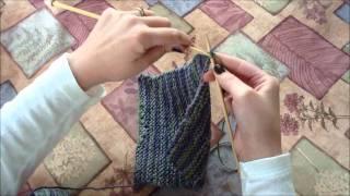 Part of a tutorial on knitting a beginner's dishcloth. Full tutorial here: http://www.kissmeawake.com/2012/02/absolute-beginner-first-knitted.html