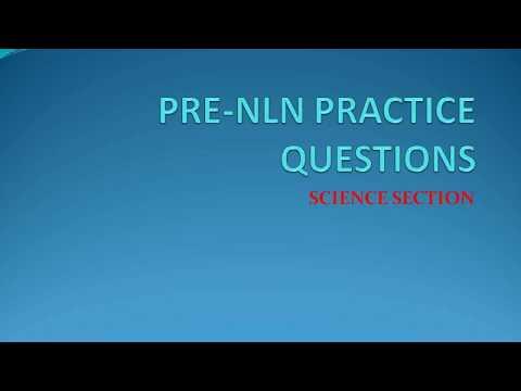 NURSING ENTRANCE EXAM PRACTICE QUESTIONS