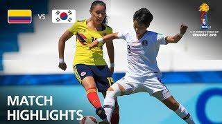 Video Colombia v Korea Republic  - FIFA U-17 Women's World Cup 2018™ - Group D MP3, 3GP, MP4, WEBM, AVI, FLV Desember 2018