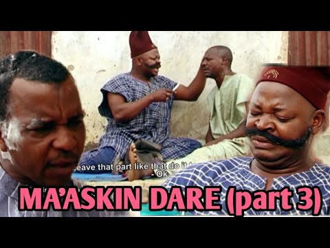 Ma'askin Dare [ Episode3 ] Latest Hausa Movie 2019