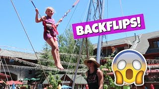 "Don't forget to subscribe! http://www.youtube.com/theweisslifeIn today's family vlog - We are in South Lake Tahoe for summer vacation! We are having such a fun time! The girls got to check out an awesome candy store, do some backflips on a bungee trampoline and go the the ""beach""!*Follow us on Instagram, Facebook and Twitter to stay up to date on our family and the new baby!Instagram: http://www.instagram.com/theweissfamFacebook: http://www.facebook.com/theweisslifeTwitter: http://twitter.com/TheWeissLifeMusical.ly: The Weiss LifeVideo filmed with: Canon PowerShot G7 X Mark II http://amzn.to/2iPmFMO (Affiliate link)Support us on Patreon: https://www.patreon.com/theweisslifeSend Us Mail!The Weiss Life69 Lincoln Blvd. Suite-A #267Lincoln, CA 95648THE WEISS LIFE is a fun family vlog channel that features the Weiss family! We do fun Challenges, Giveaways, Family Vlogs, Mommy & Pregnancy Vlogs, Build A Bear, Toys, Holidays like Halloween, Christmas & Easter, Birthday Parties, Gymnastics, Sidewalk Super Girls Superhero Skits, Costume Fashion Shows, videos from our Travel Adventures and other Family Fun!Production Music courtesy of  www.epidemicsound.com"