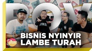 Video POV - BISNIS NYINYIR ALA LAMBE TURAH feat. MAJELIS LUCU INDONESIA MP3, 3GP, MP4, WEBM, AVI, FLV Februari 2019