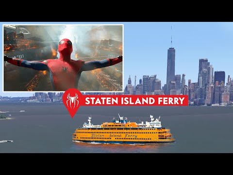 Every Marvel Cinematic Moment in New York City