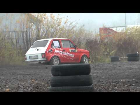 WRT Extreme Cup 09.11.2014 Proszowice - Janecki / Kozień - Fiat 126 Proto [MaxxSport]