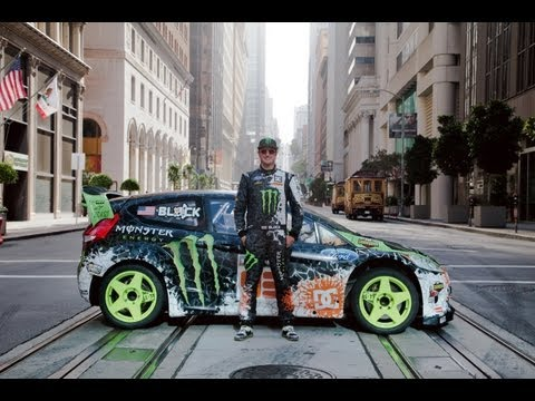 Ken Block x Ford Hybrid Function Hoon Vehicle   Gymkhana FIVE | Teaser Video 1