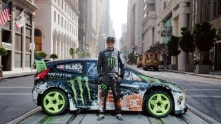 Ken Block - Gymkhana 5 Preview