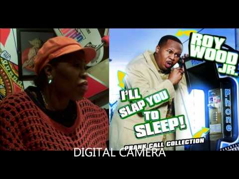 Roy wood jr. prank call Mother upset(curses him out)