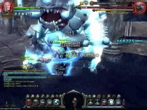 Dragon Nest SEA Mercenary Solo Apocalypse Nest Hell Mode Part 3