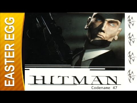 Hitman Codename 47 - All Easter Egg's and secrets