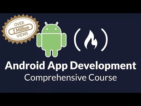 Android Development for Beginners - Full Course