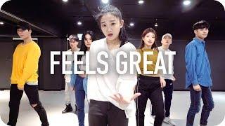 Video Feels Great - Cheat Codes ft. Fetty Wap & CVBZ / Yoojung Lee Choreography MP3, 3GP, MP4, WEBM, AVI, FLV Juli 2018
