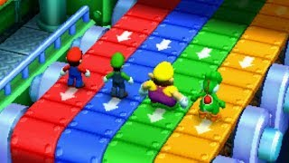 Video Mario Party The Top 100 - All Mini Games MP3, 3GP, MP4, WEBM, AVI, FLV Juni 2018
