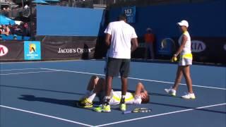 Nonton Jack Sock Hit Where It Hurts   Australian Open 2013 Film Subtitle Indonesia Streaming Movie Download