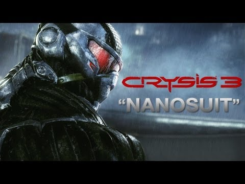 New Crysis 3 Video Shows Off the Nanosuit