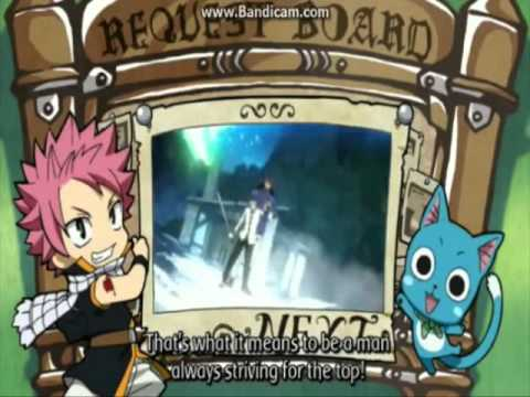 Fairy Tail Episode 129 Preview +SUBS (видео)
