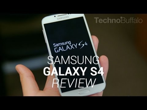 technobuffalo - Samsung Galaxy S4 Review! The Samsung Galaxy S4 isn't just another Android smartphone; it's the fourth version of Samsung's incredibly popular Galaxy S devic...