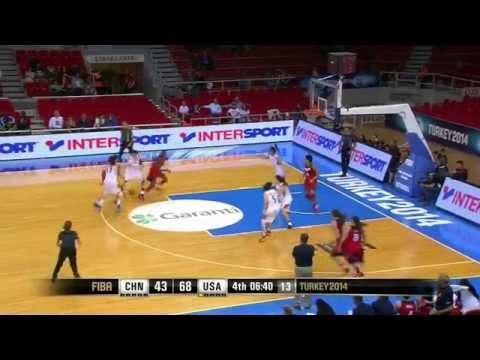 FIBA Game Recap: Team USA vs Team China