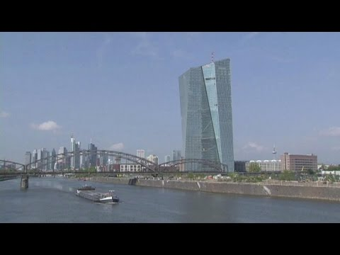 Trump, Italy, slow growth: The ECB's challenges (Video)