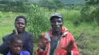 Jose Daniel is a farmer from Angola Morro do moco moutain range. He gives us his opinion on the war free angola. Filmed during...