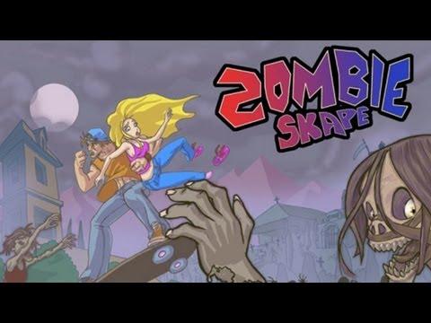 Zombie Skape Nintendo DS