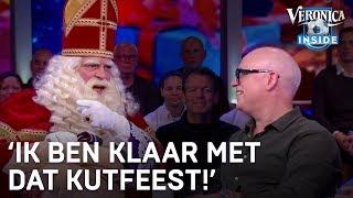 Video Sinterklaas bij Veronica Inside: 'Ik ben klaar met dat kutfeest!' | VERONICA INSIDE MP3, 3GP, MP4, WEBM, AVI, FLV Desember 2018