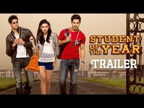 Student of the Year Trailer