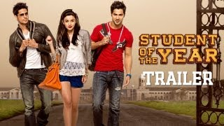 Alia Bhatt Student of the year YouTube video