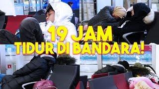 Video Travelling 3 Negara Dalam 1 Hari, 19 JAM TIDUR DI BANDARA! | #UzbekistanPart2 MP3, 3GP, MP4, WEBM, AVI, FLV Juni 2019