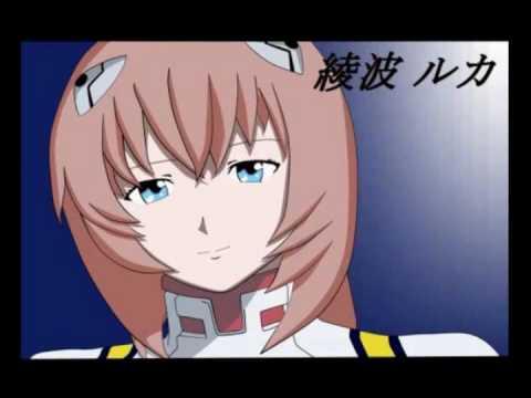[Vocaloid] Megurine Luka - Beautiful World(EVANGELION REBUILD) (видео)
