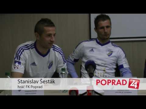 FK Poprad pred jarnou časťou 03/2017