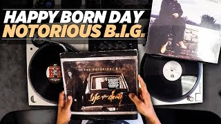 Celebrate The Life And Music of Notorious B.I.G. With Classic Samples