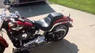 10. 2013 Harley Davidson Fat Boy FLSTF