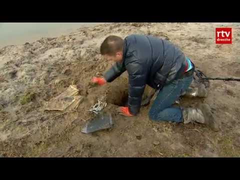 Spullen vermoord echtpaar per toeval met metaaldetector gevonden