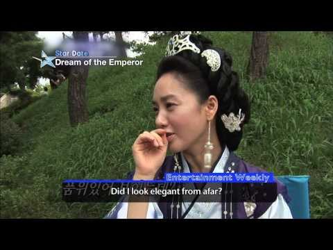 "[Star Date] Historical drama ""Dream of the Emperor"""