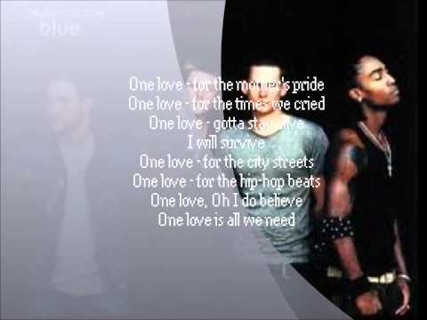 Blue - One Love {LYRICS}