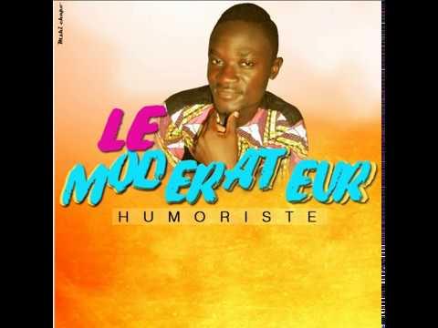 Lemoderateur humoriste: mougouba dondon new concept