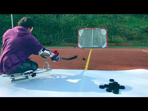 Sledge Hockey Slovakia 2017