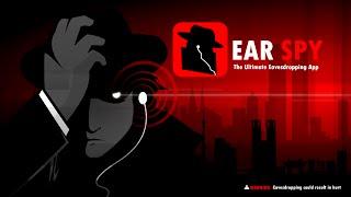 Ear Spy: Super Hearing YouTube video