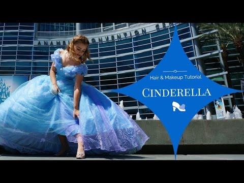 Video Cinderella 2015 Hair and Makeup Tutorial download in MP3, 3GP, MP4, WEBM, AVI, FLV January 2017