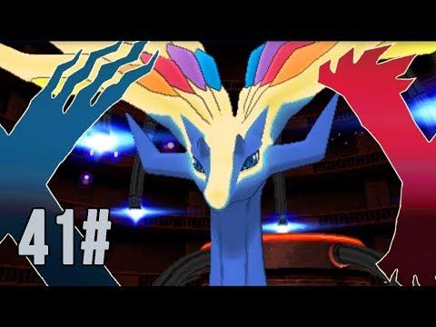 Guida Pokemon X  - Parte 41 - Il Risveglio di Xerneas
