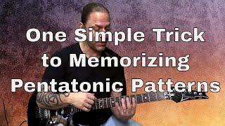 Video 1 Weird Trick to Memorizing Pentatonic Patterns | Steve Stine | Guitar Zoom MP3, 3GP, MP4, WEBM, AVI, FLV Juni 2018