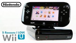 Video 5 Reasons I LOVE the Nintendo Wii U | Is it Worth it in 2016? MP3, 3GP, MP4, WEBM, AVI, FLV Oktober 2018
