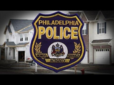 Philadelphia police putting homeowners on the street