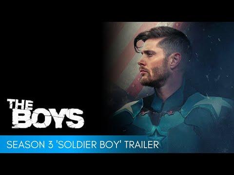 THE BOYS Season 3 (2021) Teaser Trailer Feat. Jensen Ackles's Soldier Boy | Amazon Prime Video