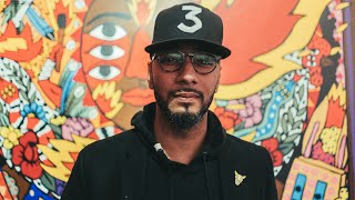 Swizz Beats brings his art project No Commission to London