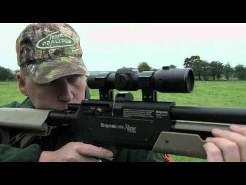 Benjamin Rogue .357 - The world's most powerful production air rifle