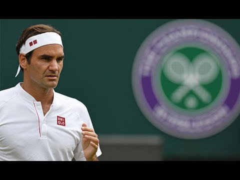 Wimbledon live  Watch Roger Federer vs Kevin Anderson online and on TV