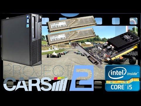 [PC Test] The $300 Build (Lenovo M91p) • Project Cars 2