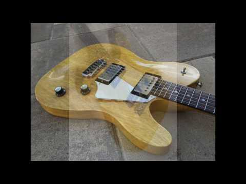 Thorn Guitars Deluxe '58 Demo by Emerson Swinford