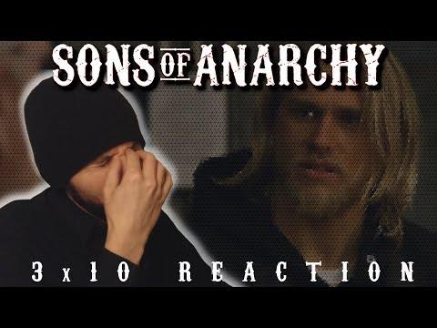 REACTION ► Sons Of Anarchy ► 3x10 - Fírinne